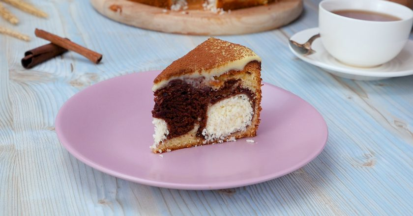 Як приготувати пиріг з сирними кульками подивитися рецепт
