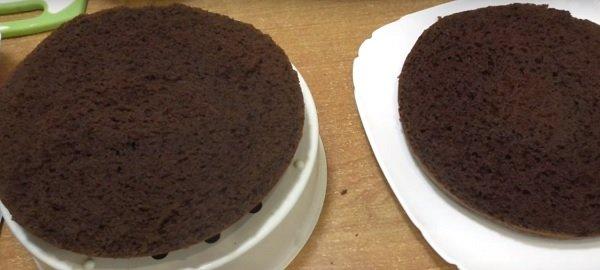 Торт «Кучерявий пінчер»