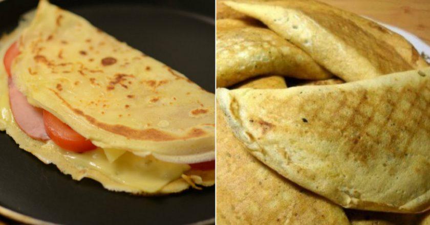 Швидкі пиріжки на сковороді подивитися рецепт