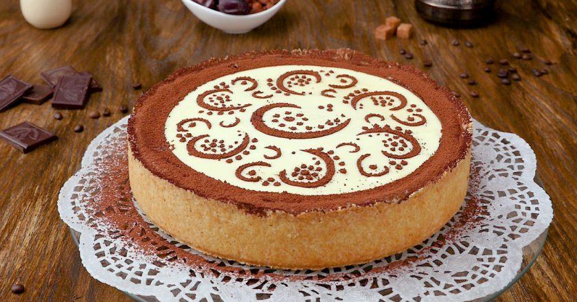 Як спекти кавовий торт подивитися рецепт