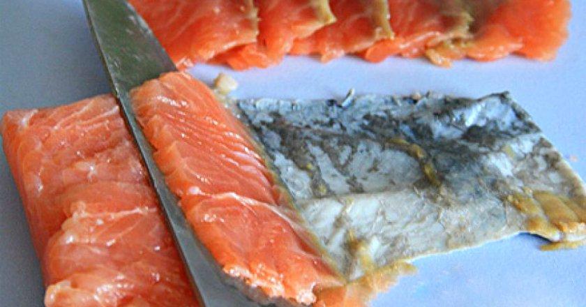Рибна закуска подивитися рецепт
