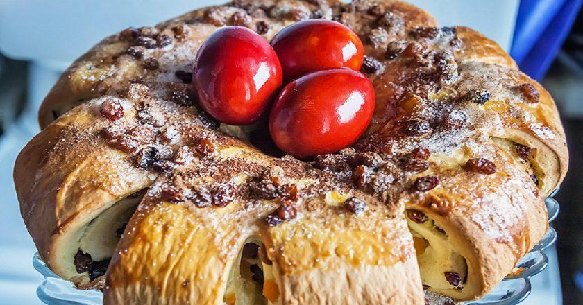 Великодня випічка «Квітка» як приготувати, покрокові рецепти від «Це Смак»