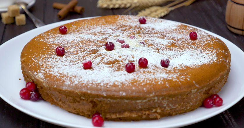 Як приготувати пиріг з сиром подивитися рецепт