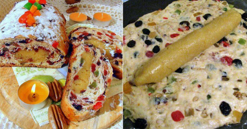 Хліб з сухофруктами подивитися рецепт