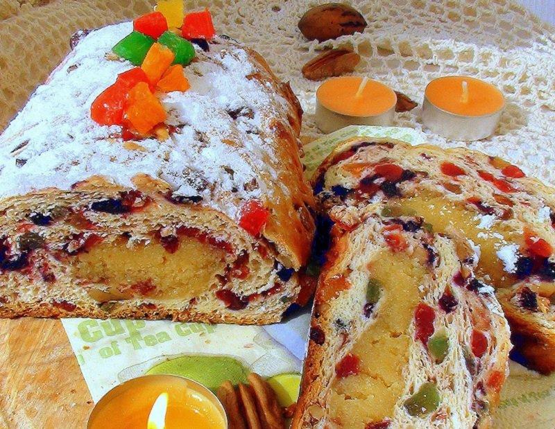 Хліб з сухофруктами