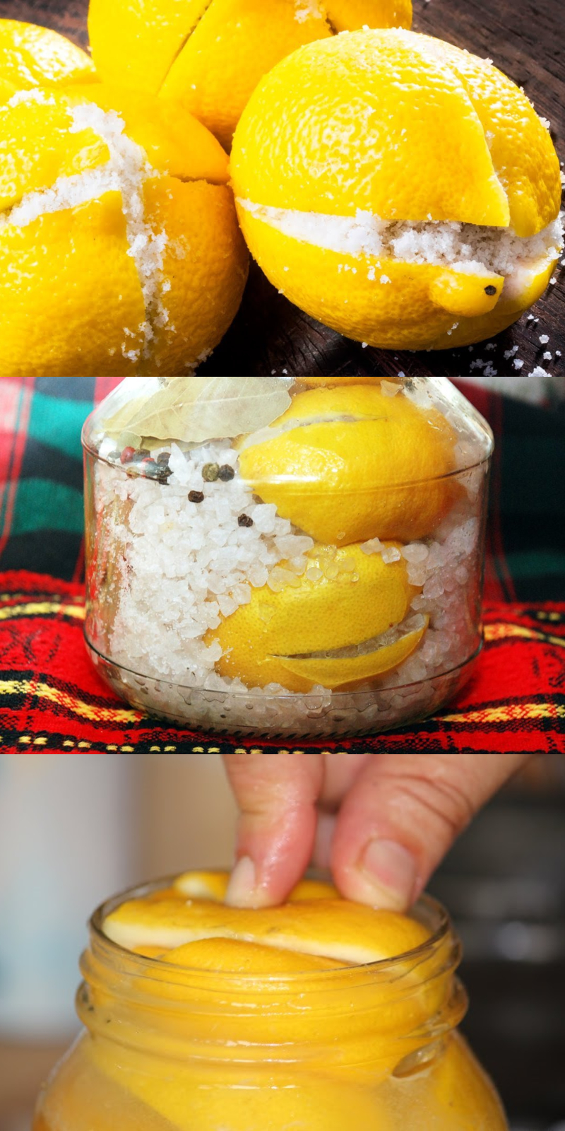Мариновані лимони