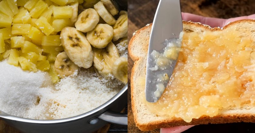 Бананове масло подивитися рецепт