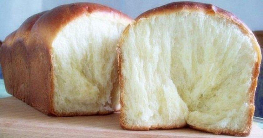 Молочний хліб подивитися рецепт