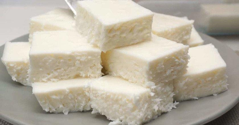 Кокосовий десерт як приготувати, покрокові рецепти від «Це Смак»