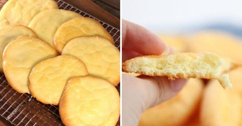 «Хмарний хліб» подивитися рецепт