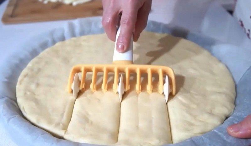 Фокачча з сиром