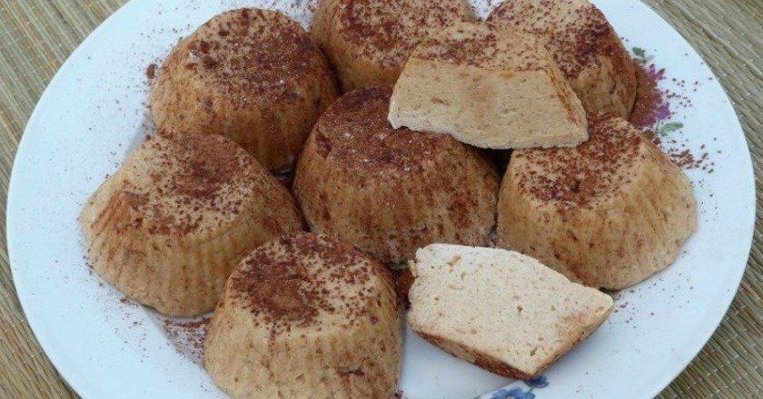 Сирне суфле з печивом подивитися рецепт