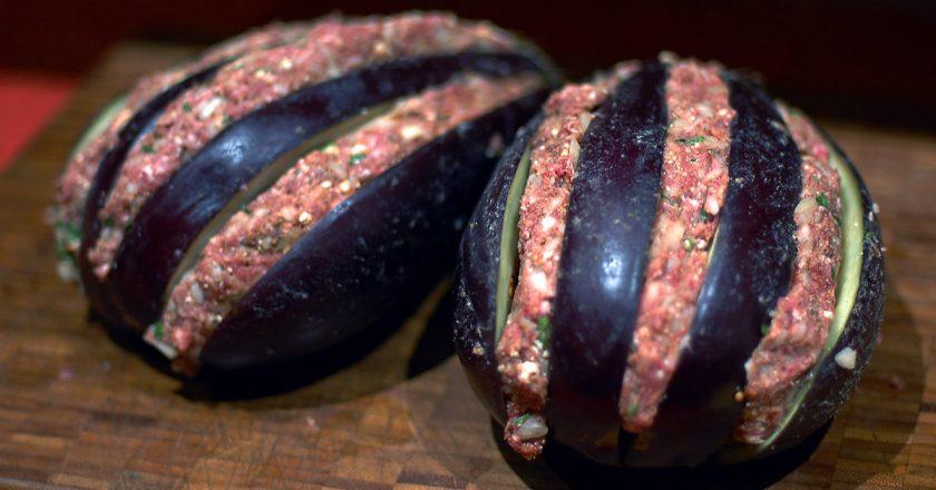 Баклажани з фаршем як приготувати, покрокові рецепти від «Це Смак»