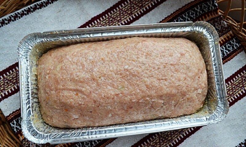 М'ясний хлібець «Заєць»