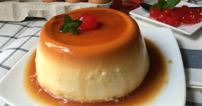 Десерт Дюка «Біле божевілля» подивитися рецепт