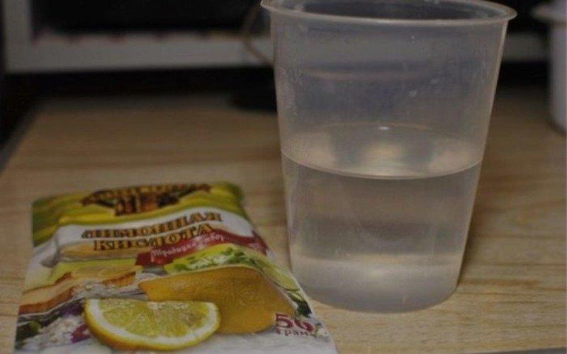 Шашлик з лимонною кислотою