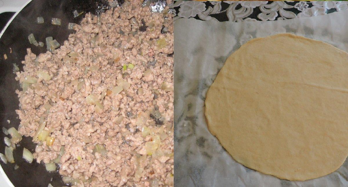 Сільський картопляний пиріг