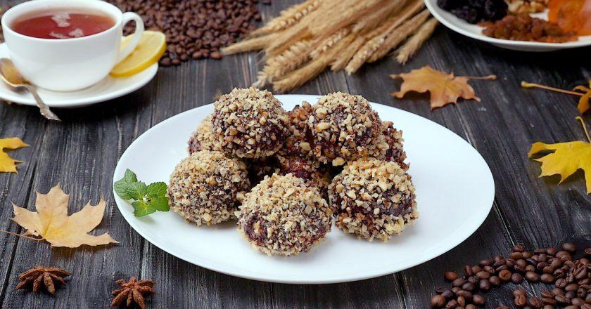 Як приготувати печиво «Каштан» подивитися рецепт