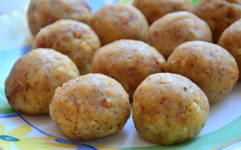 Тістечко «Картопля» з паски