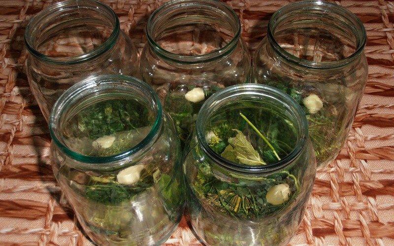 Огірки з аспірином