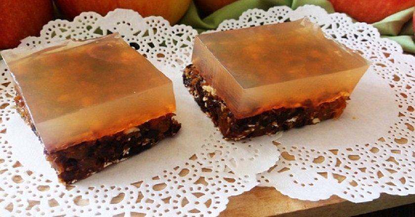 Десерт із сухофруктів подивитися рецепт