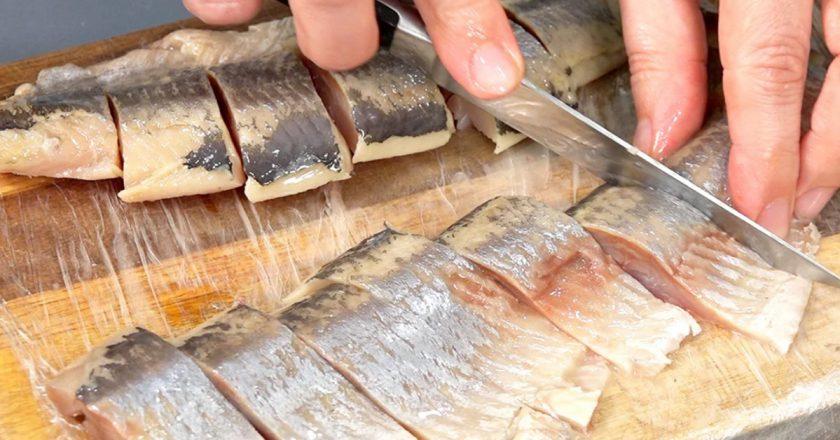 Оселедець в заливці як приготувати, покрокові рецепти від «Це Смак»