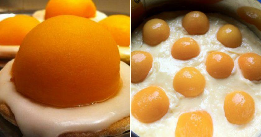 Печиво з абрикосами «Яєчня» подивитися рецепт