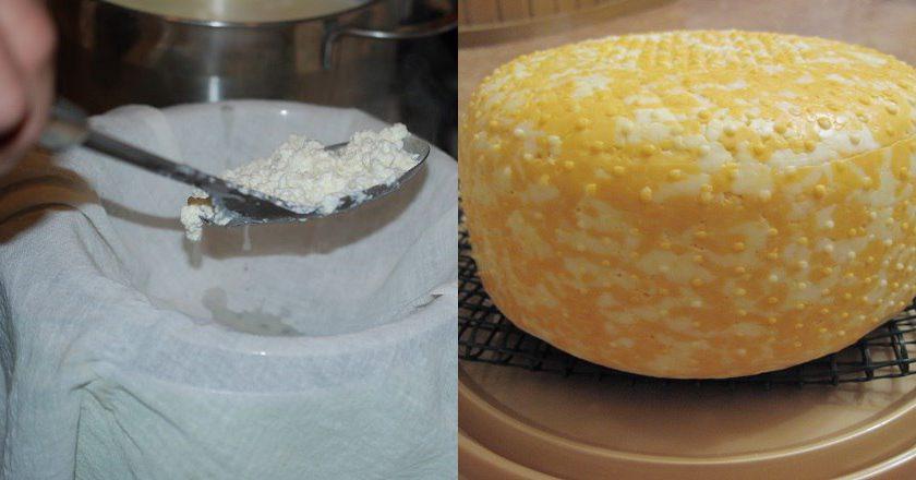 Сир мармуровий подивитися рецепт