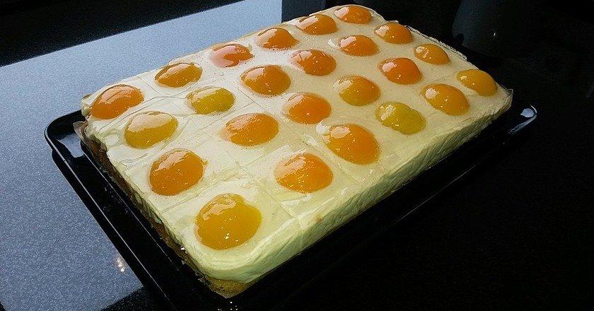 Торт «Яєчня» подивитися рецепт