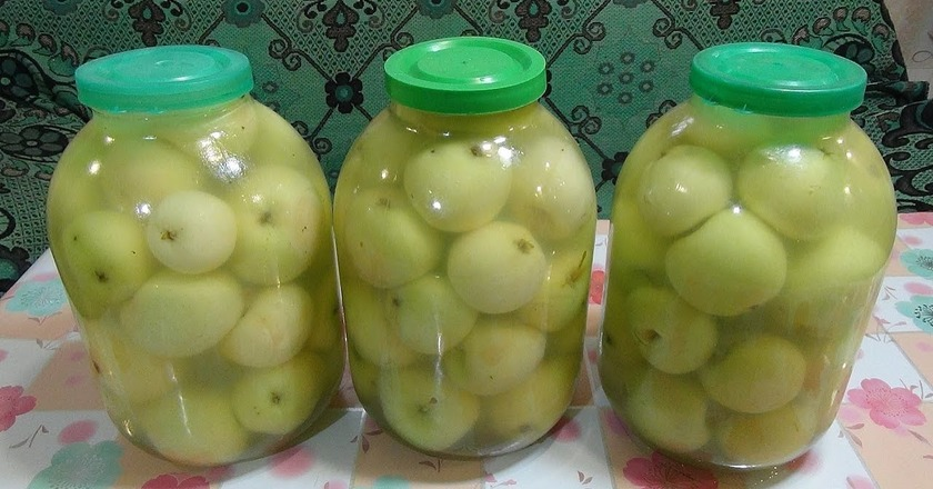 Домашні мочені яблука подивитися рецепт