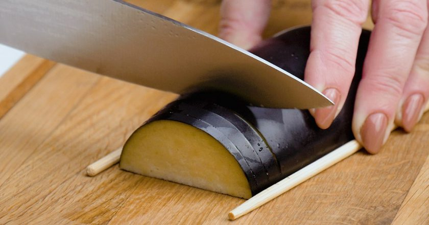 Як приготувати баклажани в духовці подивитися рецепт