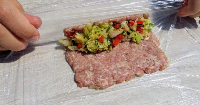 Котлети з болгарським перцем подивитися рецепт