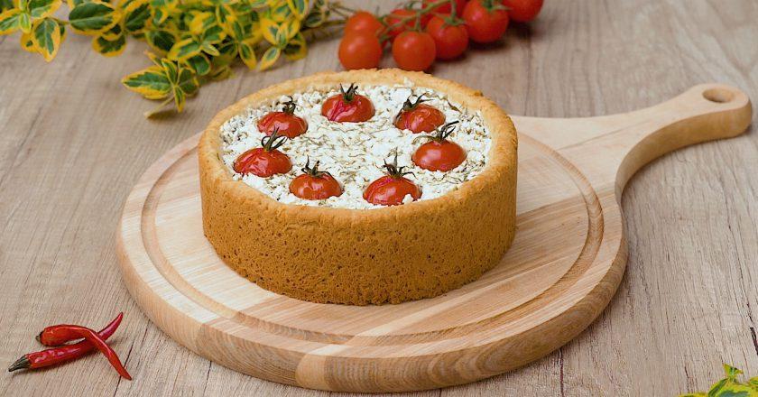 Як приготувати сирний пиріг подивитися рецепт