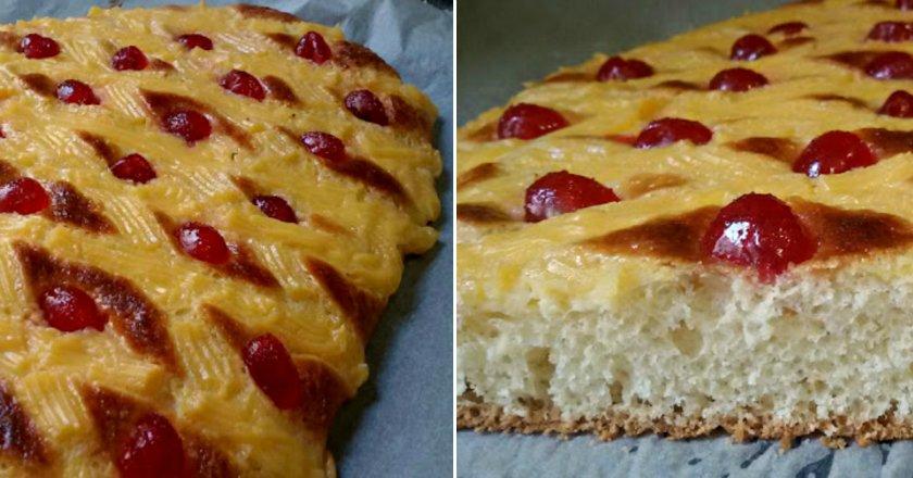 Іспанська пиріг подивитися рецепт