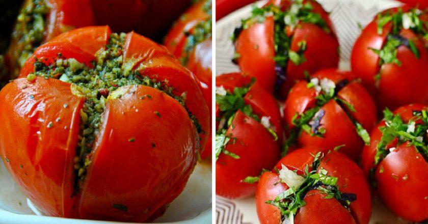 Помідори по-вірменськи подивитися рецепт