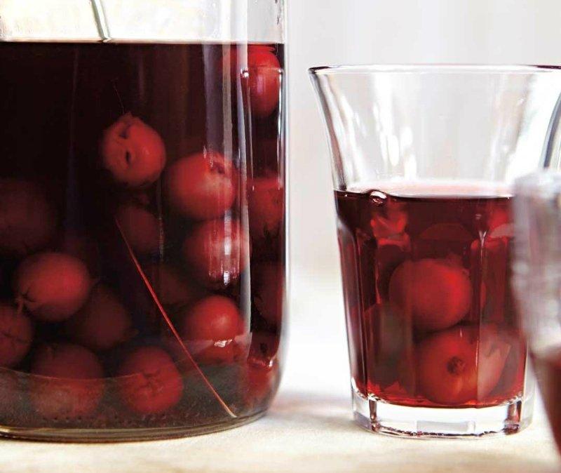 Напій з вишні