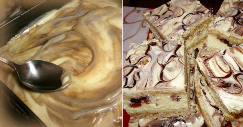 Тістечко «Королівський мармур» як приготувати, покрокові рецепти від «Це Смак»