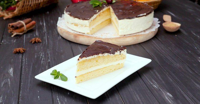 Як приготувати торт «Небесні яблука» подивитися рецепт