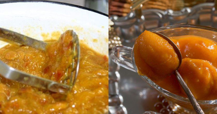 Абрикосове варення без варіння подивитися рецепт