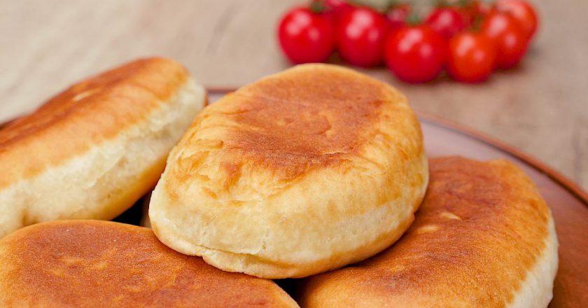 Як приготувати пиріжки з картоплею подивитися рецепт