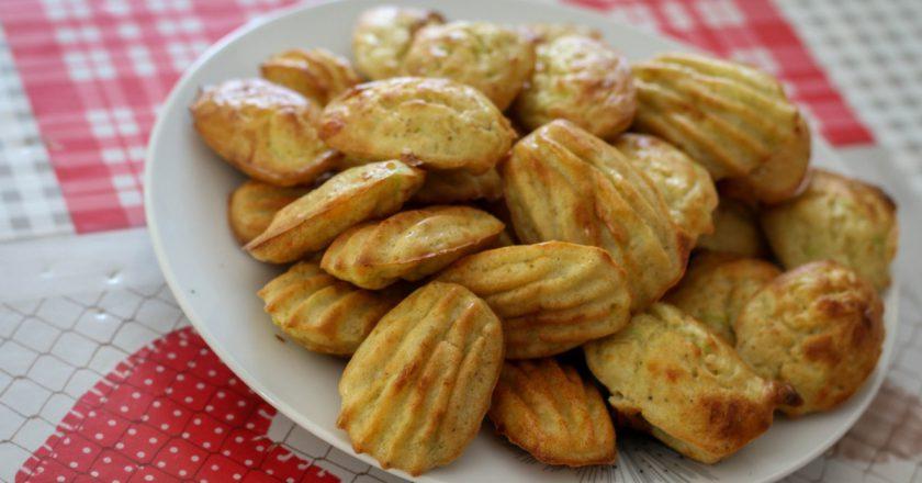 Закусочне печиво «Мадлен» подивитися рецепт