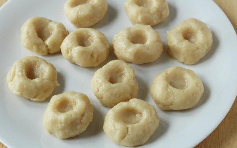 Пончики в сиропі