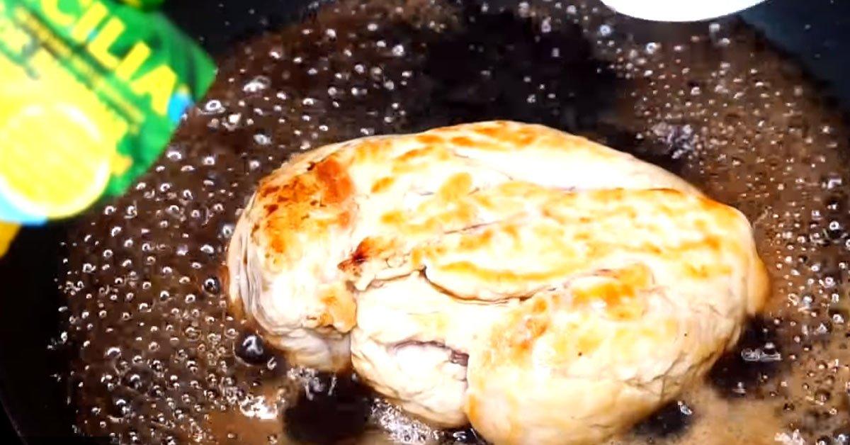 Куряче філе в соусі