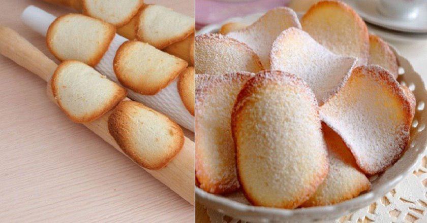 Французьке печиво подивитися рецепт