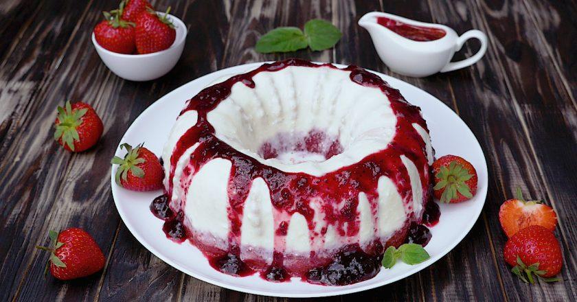 Як приготувати десерт «Фантастика» подивитися рецепт