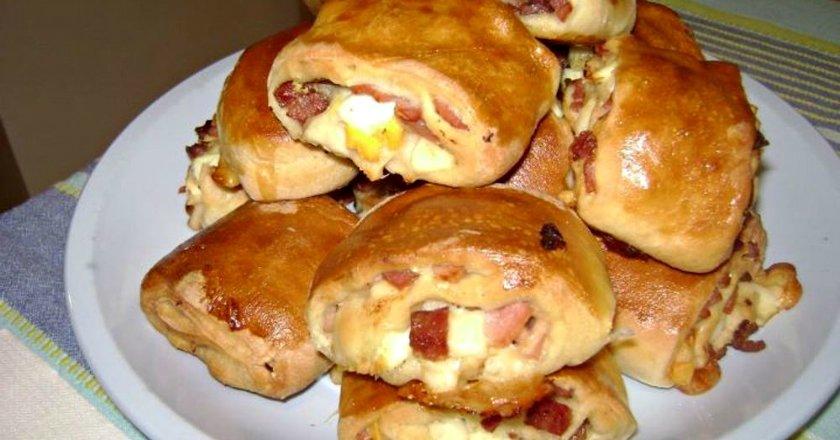 Італійські булочки подивитися рецепт