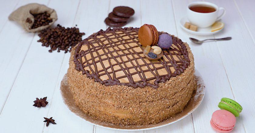 Як приготувати торт «Витязь» подивитися рецепт
