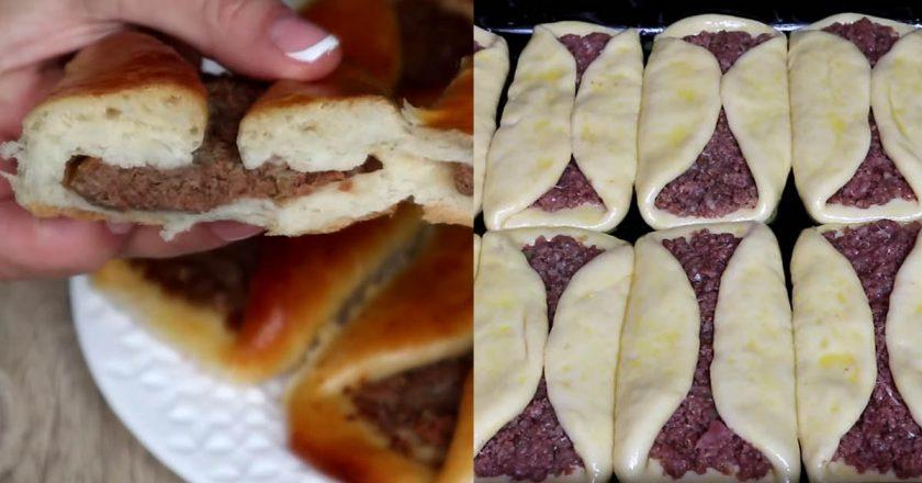 Турецька випічка подивитися рецепт