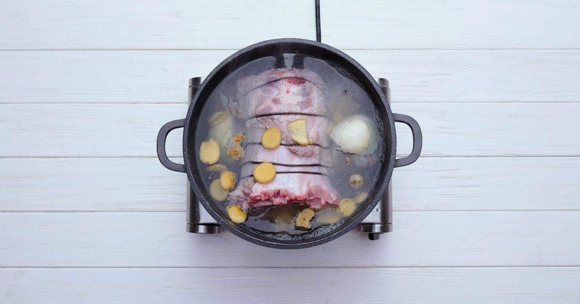 Як приготувати свинячі ребра подивитися рецепт