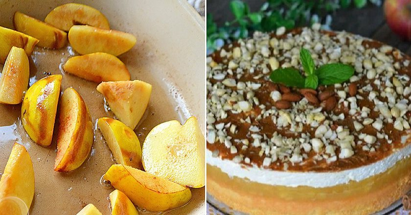 Чеський яблучний пиріг подивитися рецепт